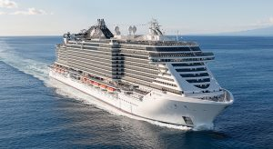 MSC Seaside (F: beigestellt)
