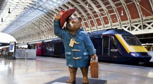 Paddington Station, London (F: Bigstock / chrisd2105)