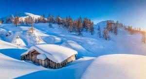 Winterlandschaft (F: Bigstock / ibryan)