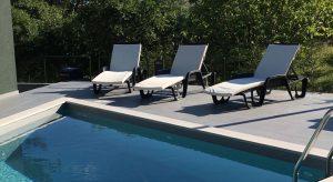 Pool der Villa Sandra in Medulin (F: Reisekompass)