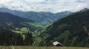 Ausblick ins Tal: Fast ein bisserl kitschig (F: Reisekompass)