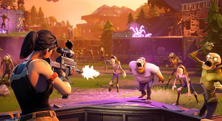Screenshot Fortnite (F: koch media - beigestellt)