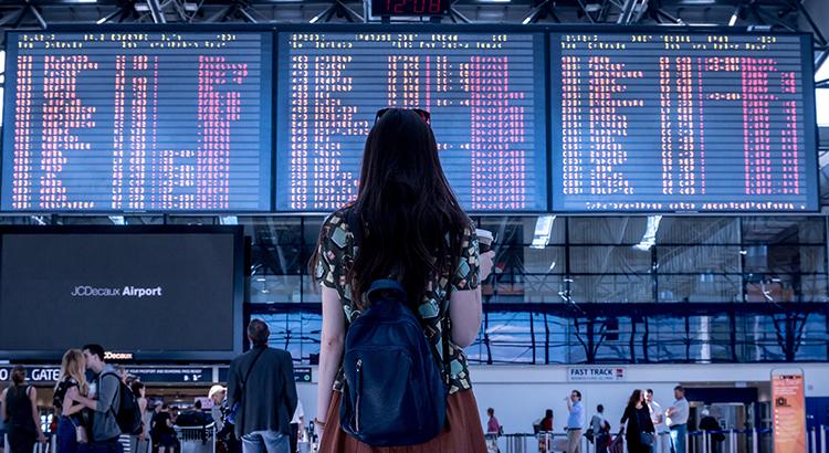 Flugreisen ohne Ziel Reisekompass