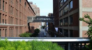 High Line in New York (F: Pixabay - bev)