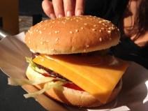 Burgermeister Cheeseburger Leipzig