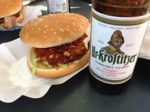 Burgermeister mit Urkrostitzer