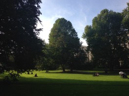 Leipzig Sachsen Park