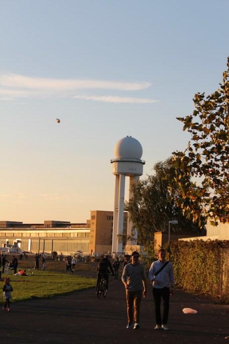 Canon 100d Flughafen Berlin Tempelhof