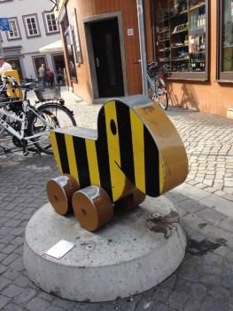 Erfurt Thüringen Tigerente