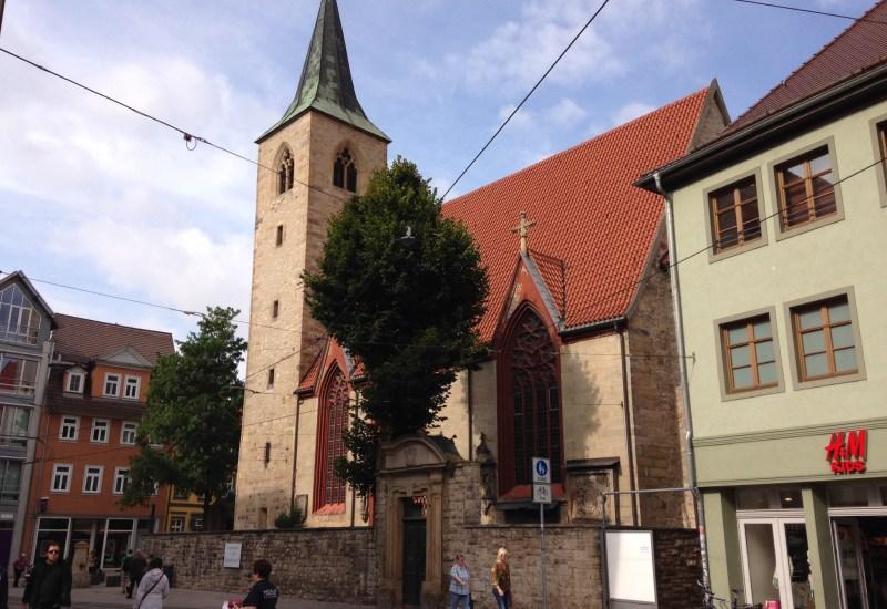 Erfurt Thüringen
