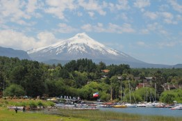 Pucon, Chile, Villarica