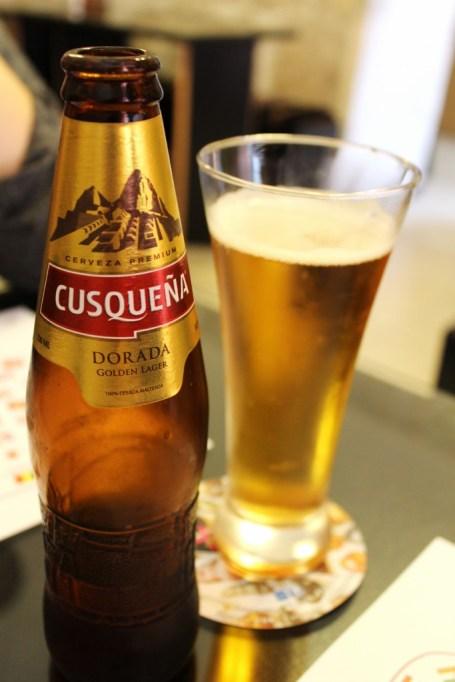 Cusquena Bier