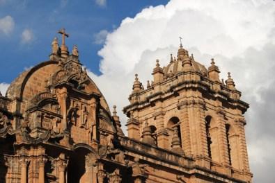 Cusco ist die alte Hauptstadt der Inkas und die Hauptstadt der Provinz. UNESCO, Weltkulturerbe, Machu Picchu, Inka, Quechua, Pizarro, Peru, Plaza de Armas, Kathedrale
