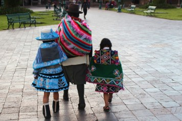 Cusco ist die alte Hauptstadt der Inkas und die Hauptstadt der Provinz. UNESCO, Weltkulturerbe, Machu Picchu, Inka, Quechua, Pizarro, Peru, Karneval