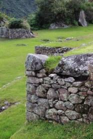 Machu Picchu die weltbekannte Inka-Stadt, eines der neuen Weltwunder in Peru, Ruinenstadt, Cusco, UNESCO, Huayna
