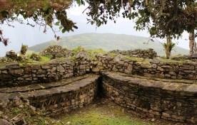Kuelap,Chachapoya,Nordperu,Peru,Wasserfall,Inka,Festung,