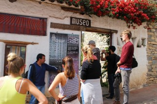Freetour in Sucre