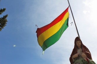 Sucre Flagge