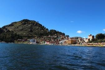 Titicacasee Bolivien