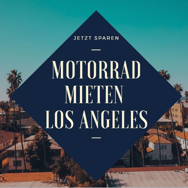 Motorrad mieten Los Angeles