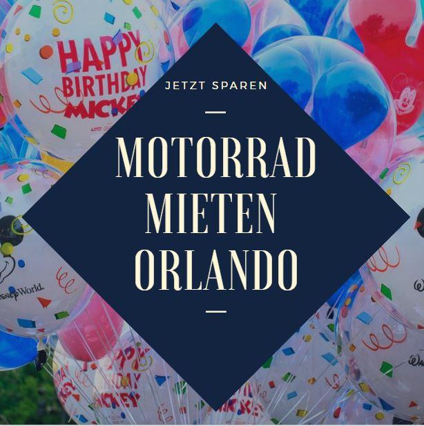 Motorrad mieten Orlando