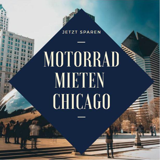 Motorrad mieten Chicago