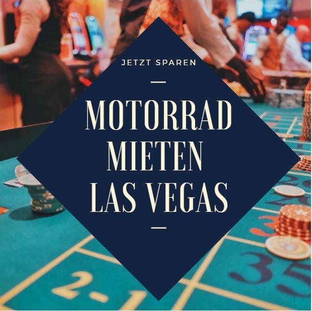 Motorrad mieten Las Vegas