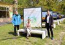 """Landtagspräsidentin Birgit Hesse eröffnete Outdoor-Fotoausstellung """"Wo Natur zu Hause ist"""" im Zoo Rostock"""
