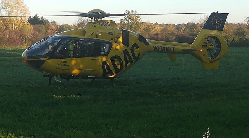 ADAC Hubschrauber Auslandskrankenversicherung