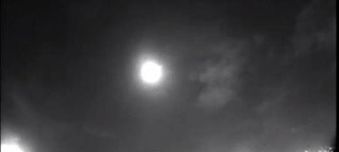 Feuerball am Himmel – Meteori…