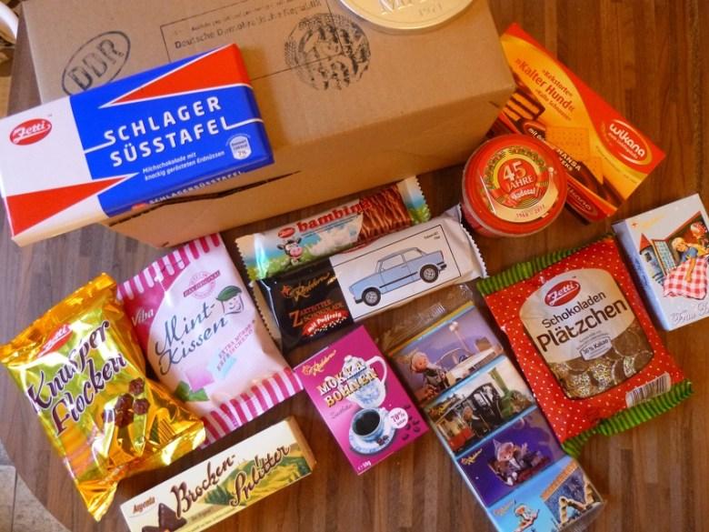DDR Süßigkeiten kaufen