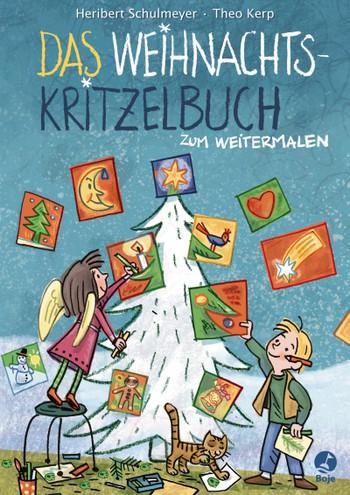 Weihnachtskritzelbuch