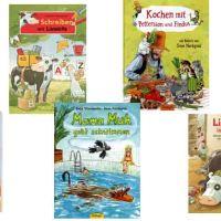 Kinderbücher: Lernen und Entwicklung