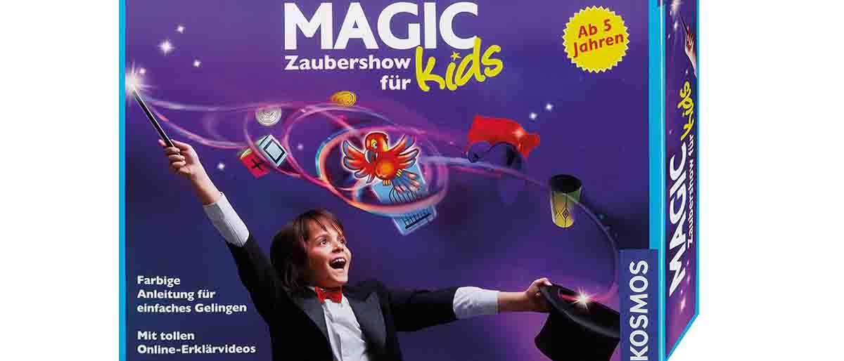 Magic Zaubershow für Kids