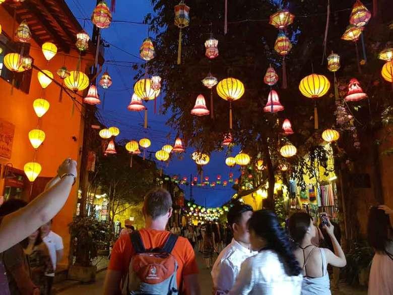 Reiseroute Vietnam Hoi An
