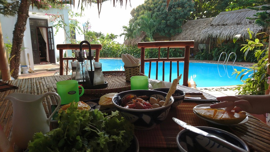Reiseroute Vietnam Airbnb