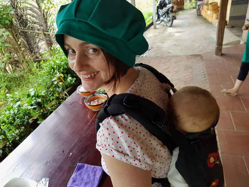 Reiseroute Vietnam Kochkurs