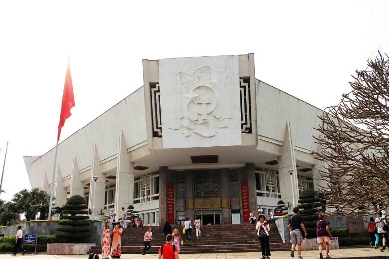 Reiseroute Hanoi