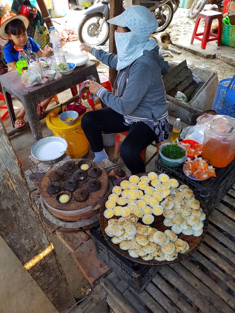Vinh Hoa Markt