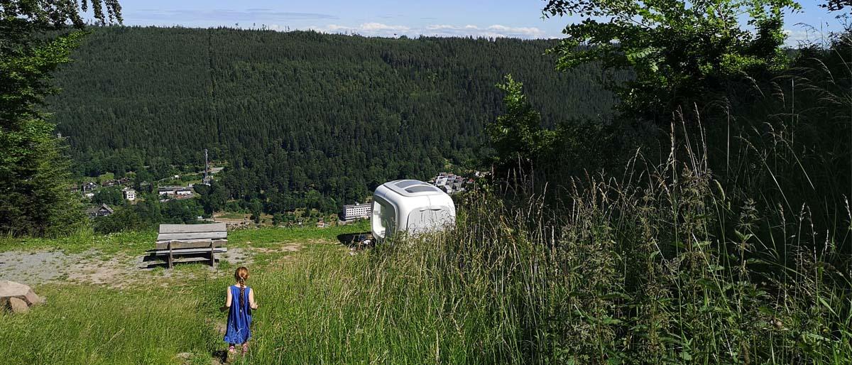 Sleeperoo Im Schwarzwald