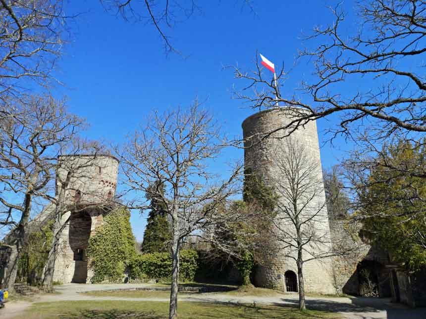 Ruine Hohennagold