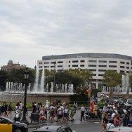 Plaça de Catalunya - Barcelona - reisenmitkids.de