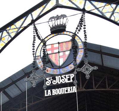 La Boqueria - Barcelona - reisenmitkids.de