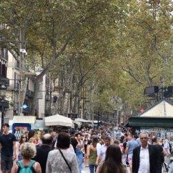 La Rambla - Barcelona - reisenmitkids.de