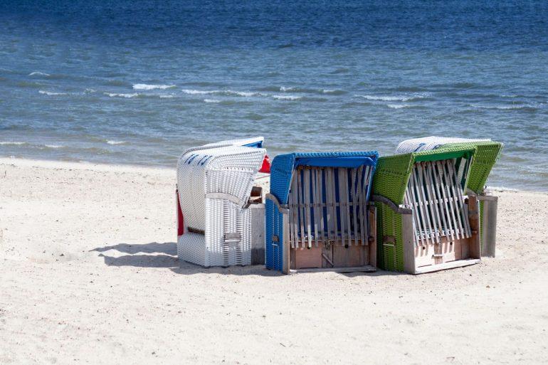 Strandkorb - Sylt - reisenmitkids.de