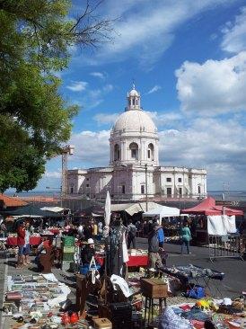 Flohmarkt- Lissabon - reisenmitkids.de
