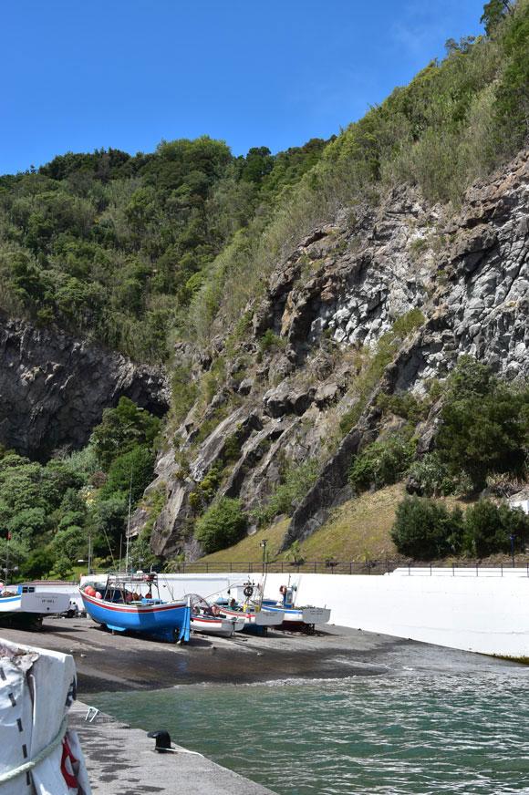 Caloura Azoren