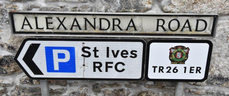 Parken in St Ives