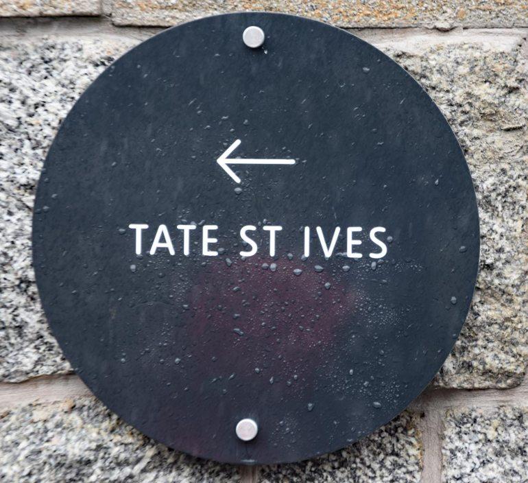 Tate - Ausstellung mit Kindern