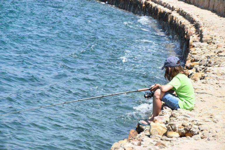 Schöne Plätze für alle und Angler